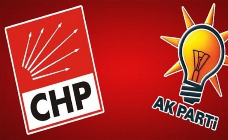 Gaziantep'te AKP ve CHP sosyal medyadan çok sert tartıştı