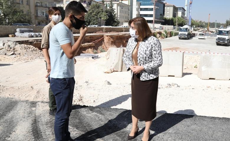 Gaziantep Belediyesi vites artırdı