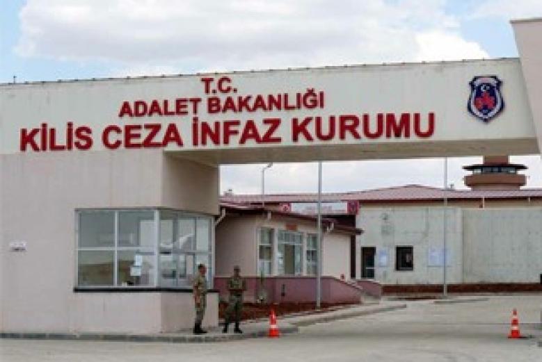 Kilis Cezaevi'nde bir mahkûm veremden öldü
