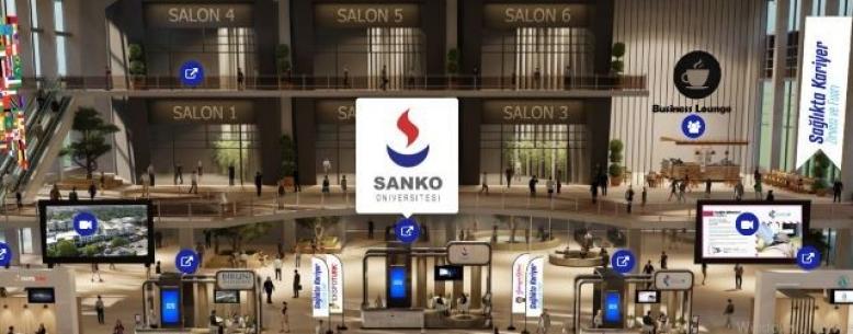 SANKO Sağlıkta Kariyer Zirvesi'nde