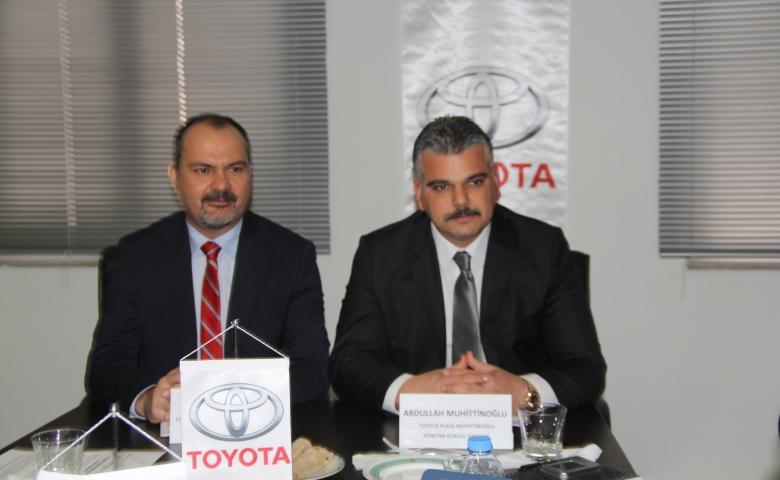 Toyota Hibrit Dönüşüm Çağını Başlattı