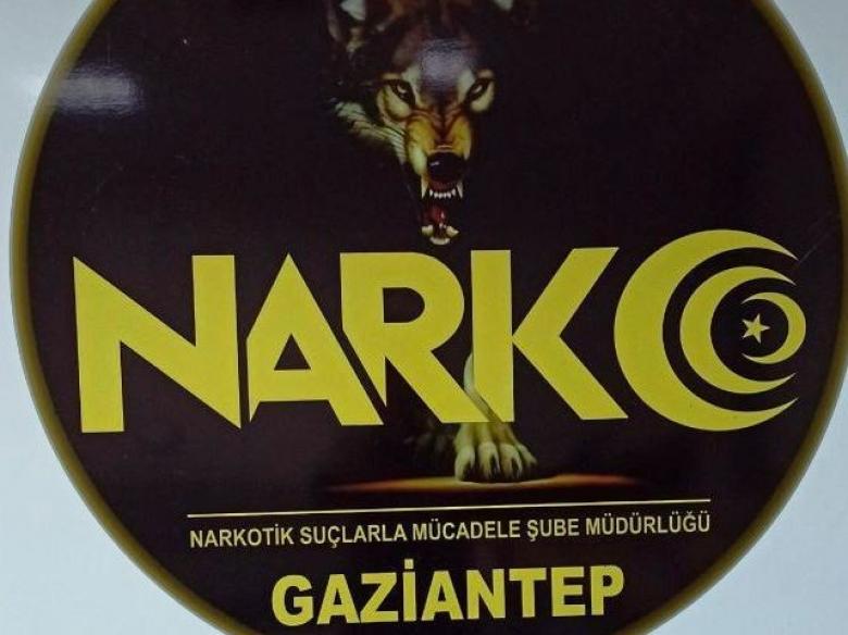 Gaziantep'te dev narkotik operasyonu...